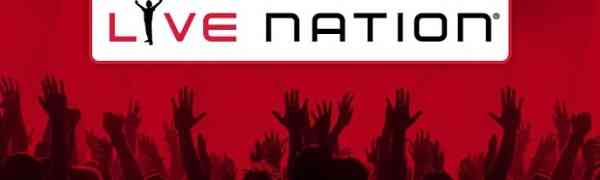 Live Nation Music Festival Vacation Sweepstakes