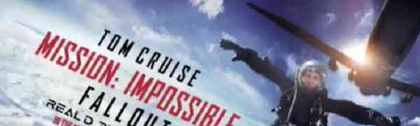Free Mission Impossible: Fallout Poster