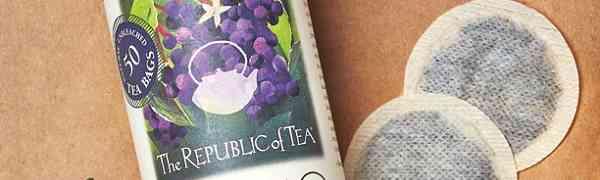 Free Sample of The Republic of Tea Tea Bag
