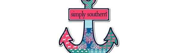 Free Simply Southern Stickers