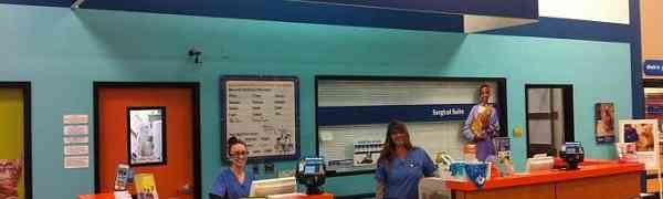 Free Banfield Pet Hospital Office Visit & Consultation