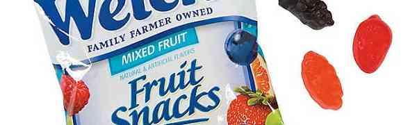 Free Welch's Fruit Snacks