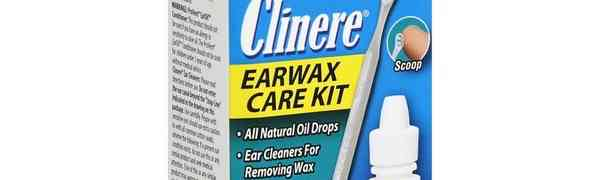 Free Sample of Clinere Earwax Cleaners