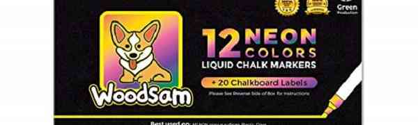 Free Woodsam Chalk Marker