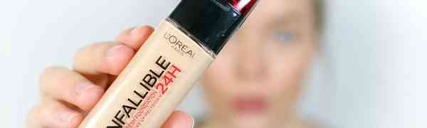 Free L'Oreal Paris Infallible 24 Hour Fresh Wear Foundation
