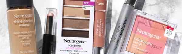 Free Neutrogena Makeup