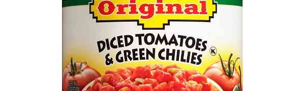 Free Rotel Diced Tomatoes & Green Chilies