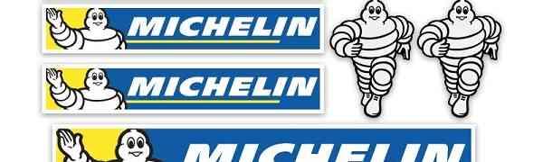 Free Michelin Stickers