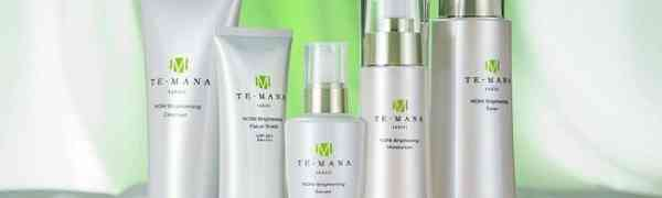 Free Sample of Te Mana Tahiti Skincare